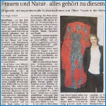Press: Women and nature